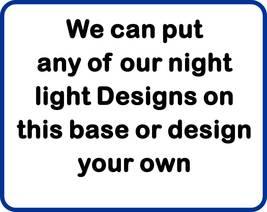 Personalized Unicorn Lamp Night light USB or Wall Plug In image 10