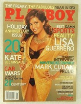 PLAYBOY MAGAZINE ~LISA GUERERO~ 'JANUARY 2006' BACK ISSUE - 180 PAGES - $4.79