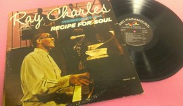 Ray Charles - Ingredients in a Recipe for Soul - ABC Records - Vinyl Record - $5.93