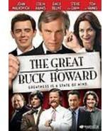 THE GREAT BUCK HOWARD DVD - $1.90