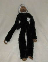 Peek a Boo Toys Stuffed Plush Black Monkey Ape Gorilla Chimp Long Arms Legs - $34.64