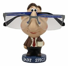 Ebros Father Dad Holding Coffee Cup Novelty Whimsical Eyeglass Spectacle Holder