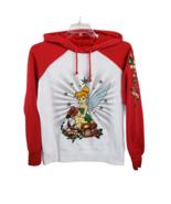 Disney Tinker Bell Pixie Very Fairy Hoodie Sweatshirt Womens Size XL - $65.00