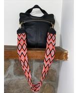 Wayuu Mochila Purse Strap Multicolors Detachable As Seen Salt Strap - $59.00