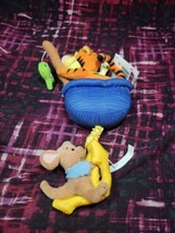 New With Tags Winnie The Pooh Pull-down Musical Toy - $24.74
