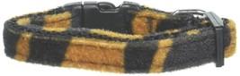 Mirage Pet Products Animal Print Nylon Collars, X-Small, Tiger - $33.16
