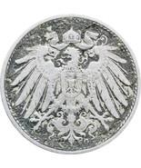 1911 G 10 Pfennig Germany Wilhelm I Coin (MO1313-) - $5.00