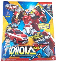 Hello Carbot Ace Rescue X Transformation Action Figure Toy image 9