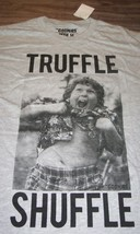 THE GOONIES CHUNK TRUFFLE SHUFFLE T-Shirt MEDIUM NEW w/ TAG - $19.80
