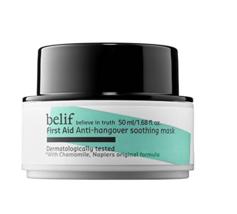 Belif First Aid Mask 50ml /1.68oz Brightening PeelOff Soothing K-beauty ... - $23.99