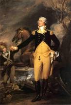 George Washington  * 13 x 19 Color Reproduction Print - $10.95