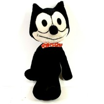 NEW UNUSED Felix the Cat Smiling Face Animated Art Embroidered Circle Patch