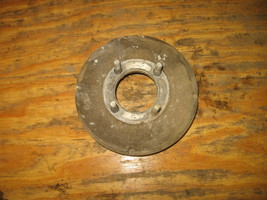 SUZUKI 2000 QUAD MASTER 500 4X4 REAR BRAKE DRUM  (BIN 5)  P-4051LPART 16... - $75.00
