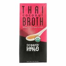 Ocean's Halo Broth Thai Coconut  - Case Of 6 - 32 Fz - 45441807 - $46.97