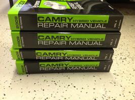 2009 Toyota Camry Hybrid Service Repair Shop Manual Set Factory Set 4 Volume - $425.65