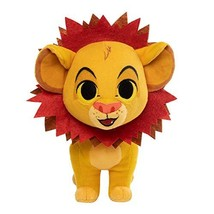 Funko SuperCute Plush: Lion King - Simba with Leaf Mane - $13.47
