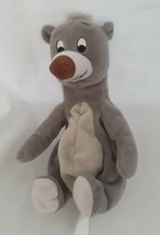 Disney Jungle Book Balou Bear Plush Bean - $9.85