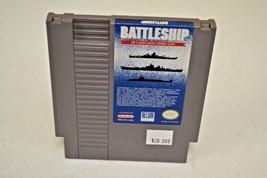 Battleship (Nintendo Entertainment System, 1993) TESTED NES Authentic - $19.79