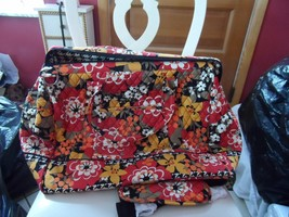 Vera Bradley Bittersweet Frame Travel Bag - $92.00