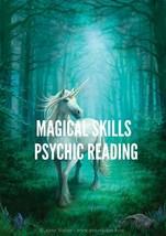 Fast Psychic Reading: Unicorn Spirit Animal Psychic Reading Unicorn Magi... - $25.00