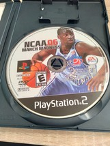 Sony PS2 NCAA 06 March Madness~COMPLETE image 3