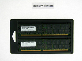 X8711A 4GB  (2x2GB) PC2700 Memory Kit Sun Ultra 45, Sun Fire V440, V215,... - $22.75
