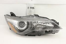 Oem Headlight Head Light Lamp Toyota Camry Se 15 16 17 Halogen Chip Mount Rh - $84.15