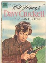 Walt Disney's Davy Crockett, Indian Fighter (FOUR COLOR) (#631, 1955Yr., $34.00, - $29.81
