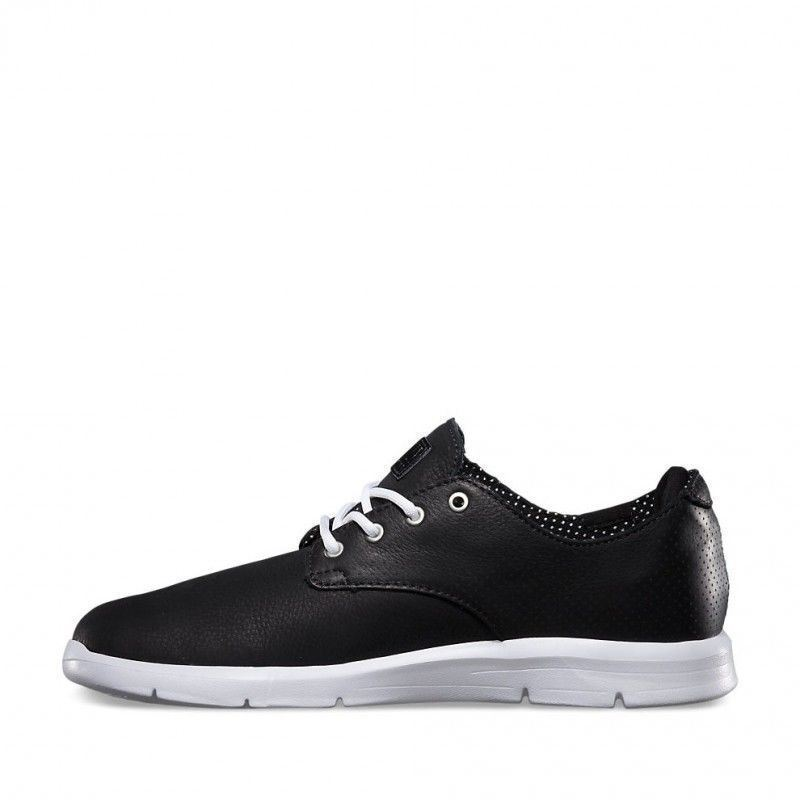 Vans Prelow (Dots) Black/White ULTRACUSH Men's Skate Shoes SIZE 11.5 image 3