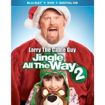 Jingle All the Way 2 [Blu-ray + DVD]