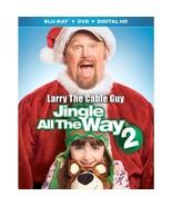 Jingle All the Way 2 [Blu-ray + DVD] - $3.95