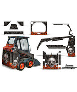 Scheda Grafica Kit Decalcomania Wrap per Bobcat Skidsteer Mini Carico - $397.67