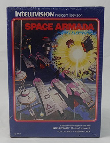 SPACE ARMADA [video game]