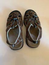 Women's Keen Sport Sandals Size 7 Water Shoes 1008020 Waterproof brown image 8