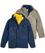 Timberland Men's Snowdon Peak 3 in 1 M65 Waterproof Jacket A1MXV - $169.95