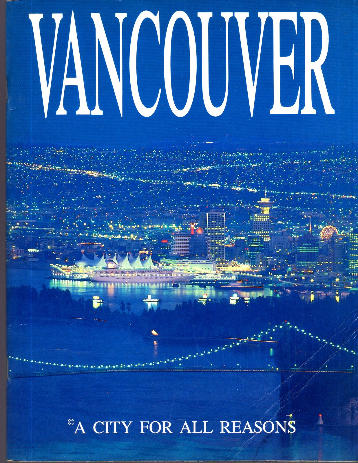 "Vancouver ""A City For All Reason's"" (Book) image 2"