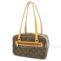 LOUIS VUITTON Cite MM Monogram Canvas Shoulder Bag M51182 France Authentic - $496.78