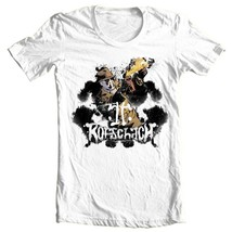 Rorschach The Watchmen T-shirt  DC Comics graphic novel 1980s graphic tee WBM260 image 2