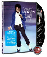 Michael Jackson DVD - The Music Video Anthology DVD - $24.00