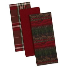 Winter Wilderness Heavyweight Dish Towels by Design Imports Set of 3  - $26.00