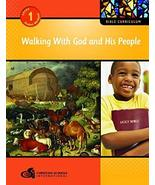 Walking with God and His People  Student Workbook (Grade 1) (Bible Curri... - $22.99