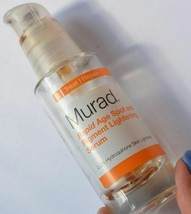 Murad R API D Age Spot And Pigment Lightening Serum 1oz/30ml,no Box.(Read) - $44.54