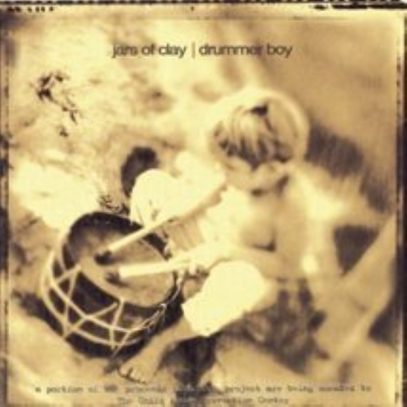 Drummer Boy by Jars of Clay Cd