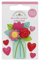 Doodle-Pops 3D Sticker Doodlebug Designs  image 6