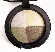 MAC Mineralize Eye Shadow Quad IN THE MEADOW Shimmer Shadow DISCONTINUED... - $24.75