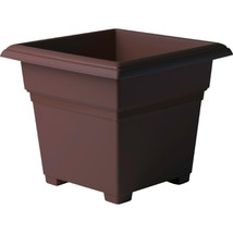 Novelty Brown Countryside Tub Planter 14 Inch 026978261434 - $22.91