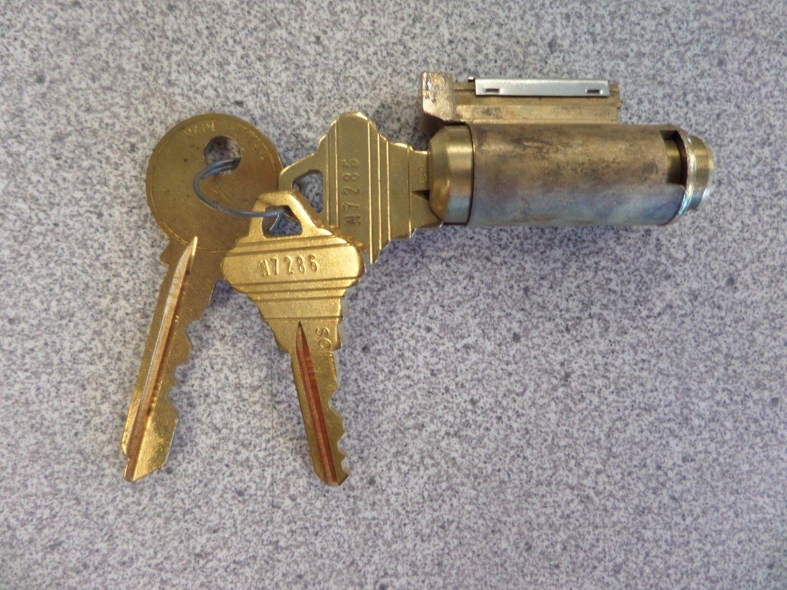 GMS M118G2326DAR 6 PIN SCHLAGE EVEREST C123 KEYWAY 1 1//8 MORTISE LOCK CYLINDER