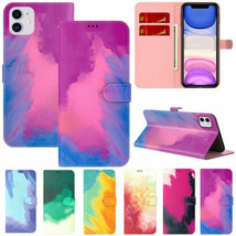 For Samsung S8 S20FE S21+ Note 20 Magnetic Flip Leather Wallet Case Cover - $51.92