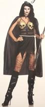Leg Avenue Death Dealer Small Sexy Halloween Costume Cosplay 85444 Dress... - $5.39
