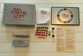 Win Lose or Draw Game 1988 Party Edition - $21.04